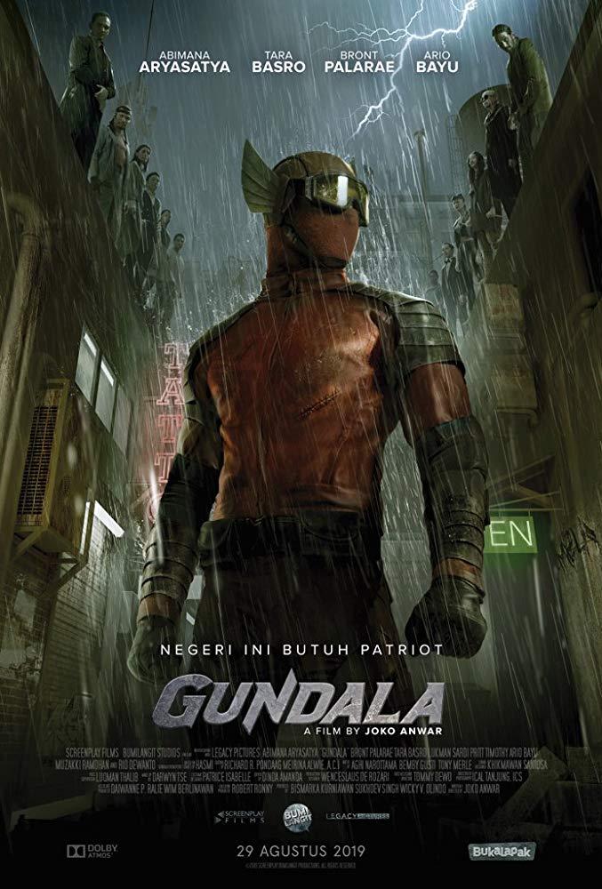 Image Result For Review Film Gundala